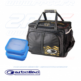 GARBOLINO - SAC ISOTHERME COMPETITION SERIES + 2 BOITES A ESCHES MATCH - G