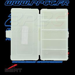 SERT - TACKLE BOX - BOITE DE RANGEMENT 5 CASES - 003