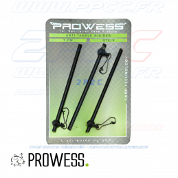 PROWESS - ANTI-TANGLES RIGIDES AGRAFE - G 001