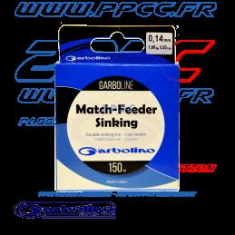 GARBOLINO - GARBOLINE MATCH-FEEDER SINKING - 14/100