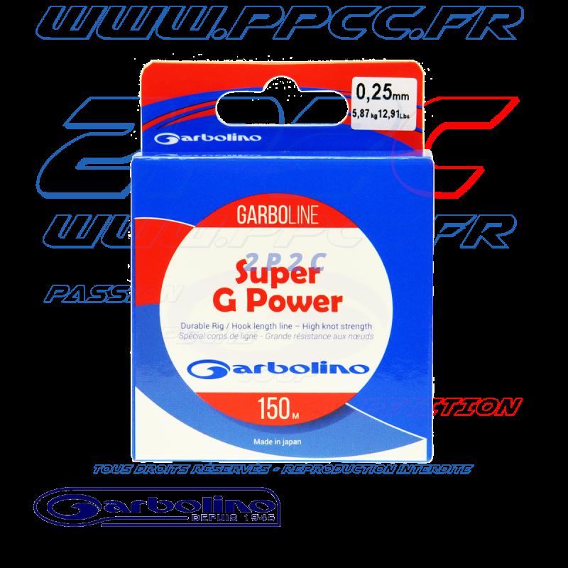 GARBOLINO - GARBOLINE SUPER G POWER