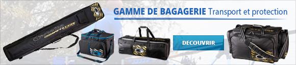 Découvrez notre sélection de bagagerie pour protéger et transporter votre matériel